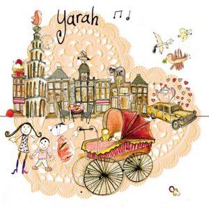geboortekaartje-yarah-vk