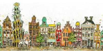 Groningen op een rij Bewerkt
