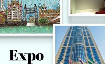 poster expo marriott noel hariri